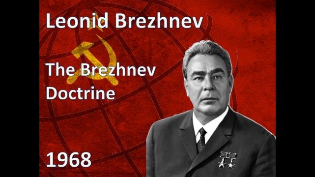 Brezhnev Frontpiece