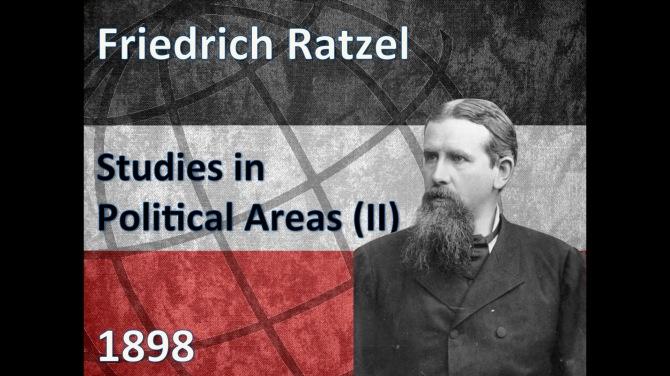 Ratzel - Frontpiece