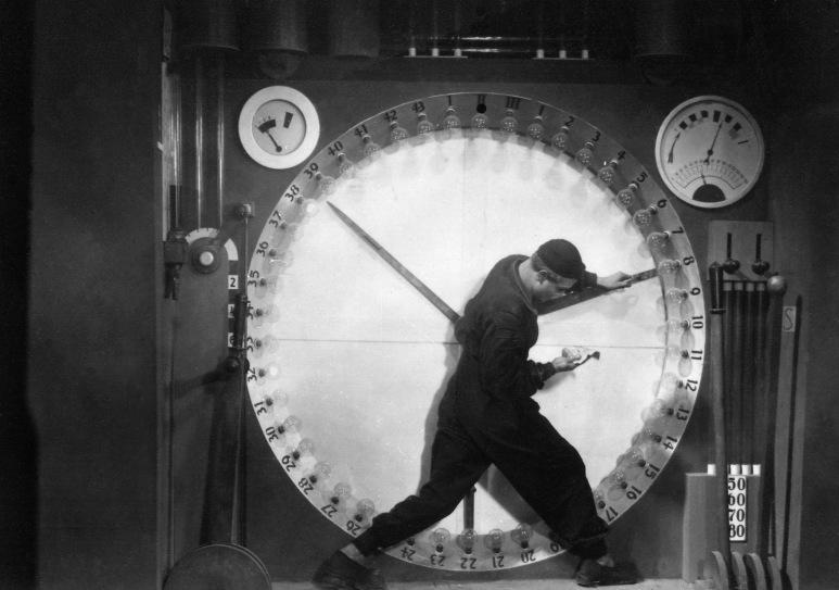 metropolis-clock