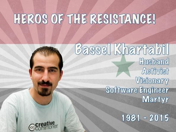 HotR - Bassel Khartabil